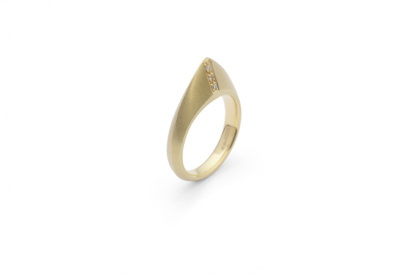 ART Peak Diamond Ring