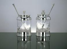 Preserve & Honey Jars