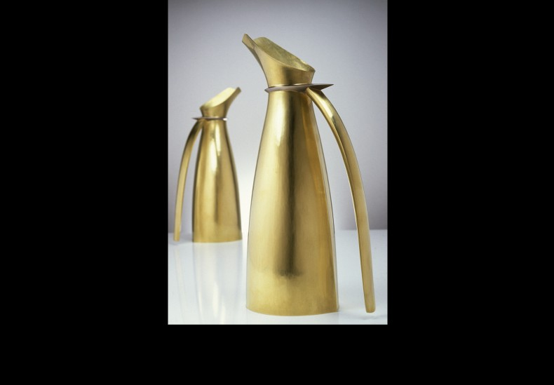18ct Gold Water Jugs