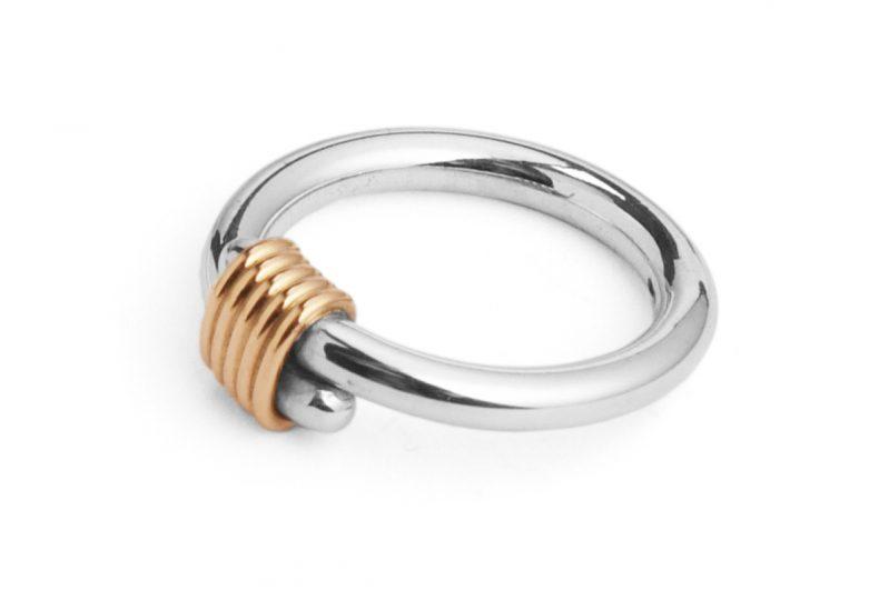 Bound Heavy Ring
