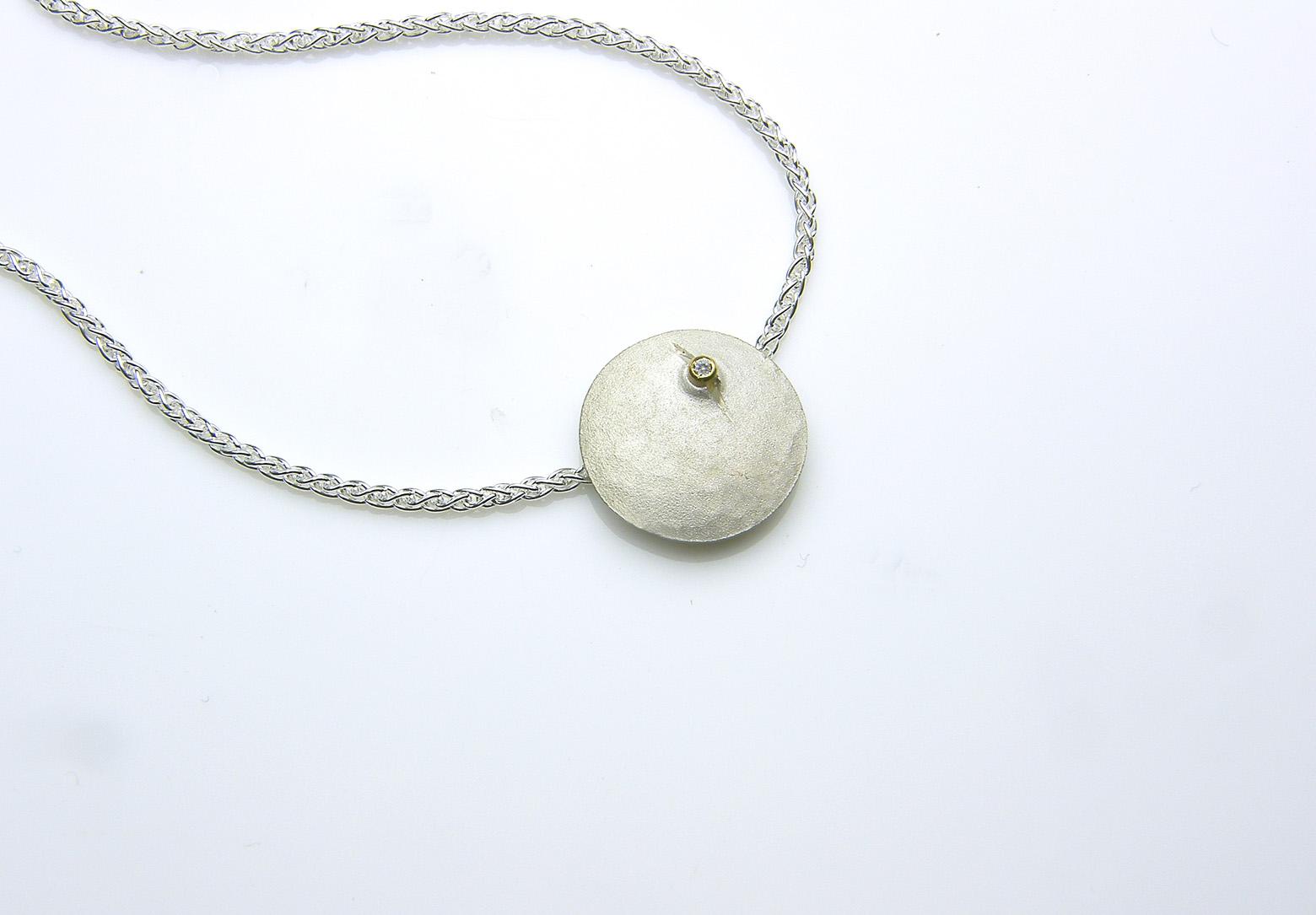 Luna Small Pendant